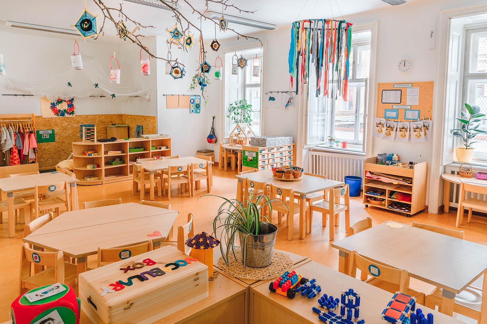 kindercompany Esslinggasse 1010 Wien